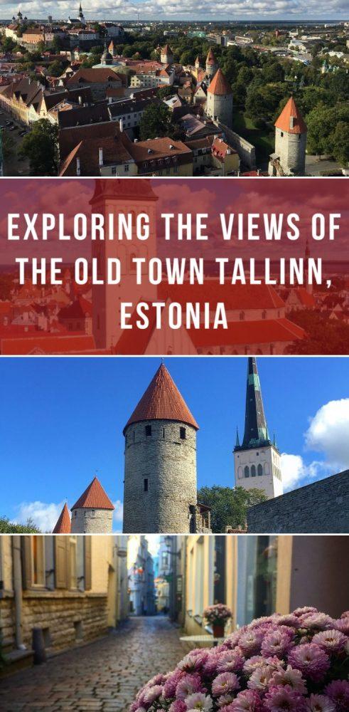 exploring the views of the old town tallinn estonia 491x1000 - Exploring the views of the Old Town Tallinn, Estonia