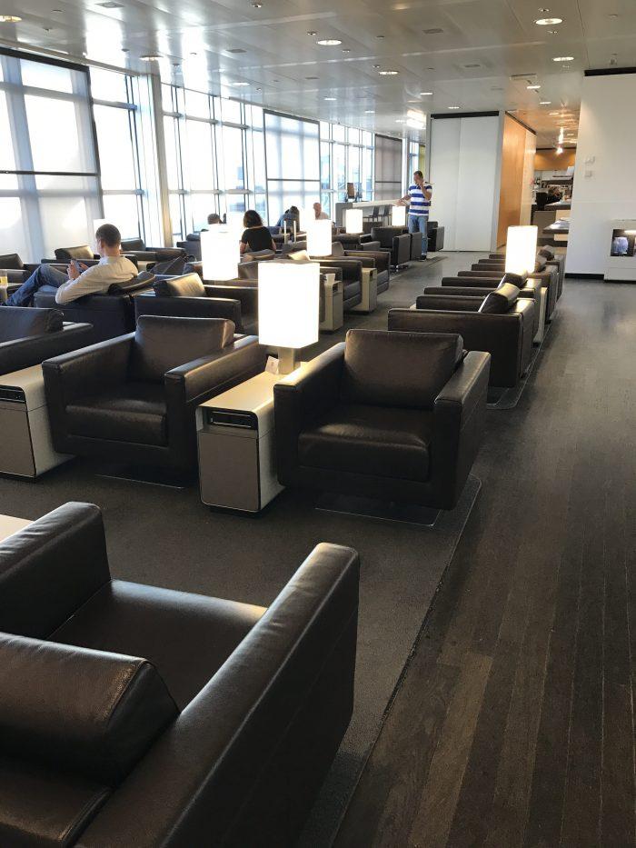 img 0073 1 e1517777961905 700x933 - Swiss Business Class Lounge Geneva Airport GVA review