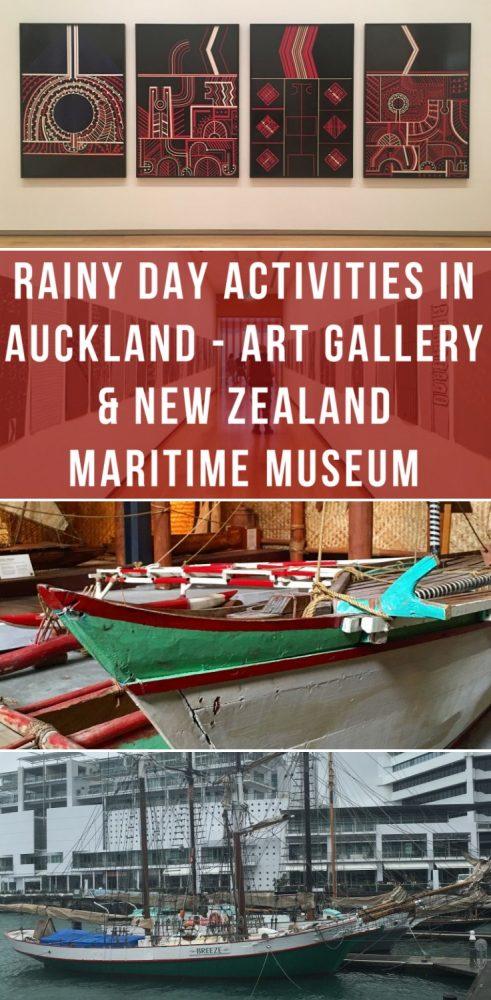 rainy day activities in auckland art gallery new zealand maritime museum 491x1000 - Rainy day activities in Auckland - Art Gallery & New Zealand Maritime Museum