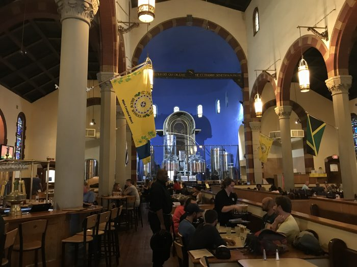 church brewery craft beer pittsburgh 700x525 - The best craft beer in Pittsburgh, Pennsylvania