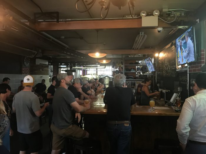 grist house craft brewery 700x525 - The best craft beer in Pittsburgh, Pennsylvania