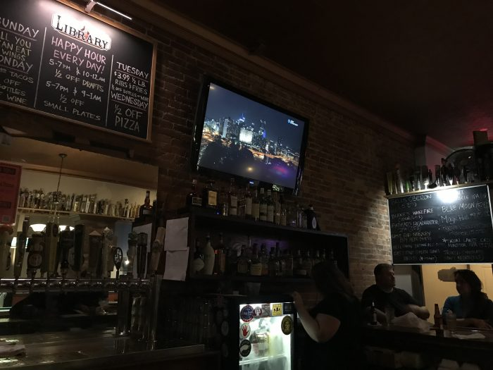 the library craft beer pittsburgh 700x525 - The best craft beer in Pittsburgh, Pennsylvania