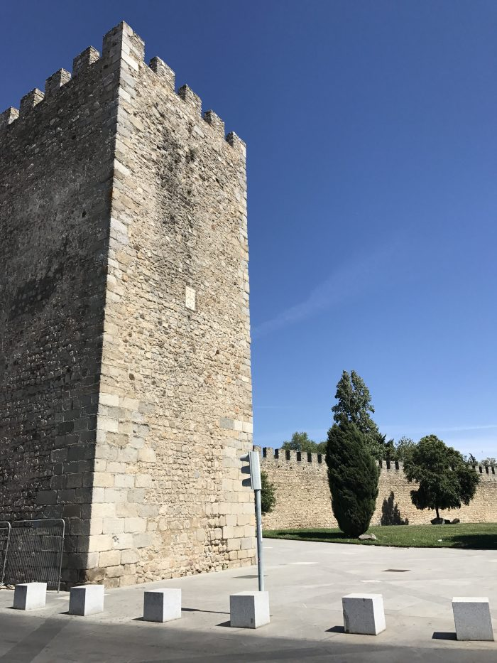 day trip to evora city wall 700x933 - A day trip from Lisbon to Évora, Portugal