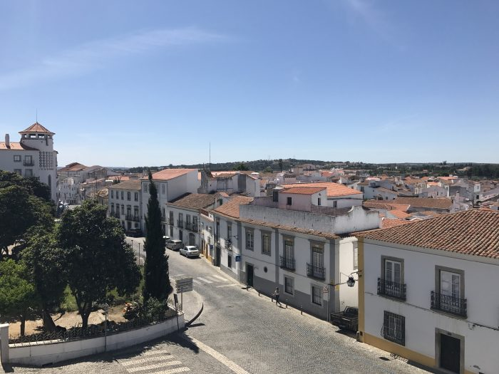 evora overlook 700x525 - A day trip from Lisbon to Évora, Portugal