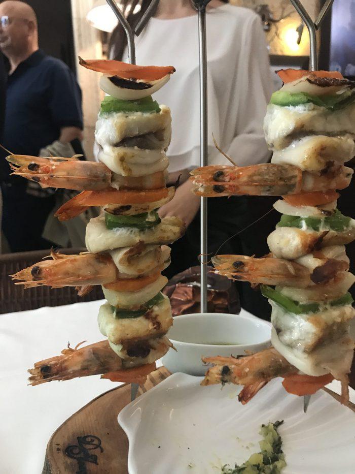 restaurante dom joaquim evora seafood 700x933 - A day trip from Lisbon to Évora, Portugal