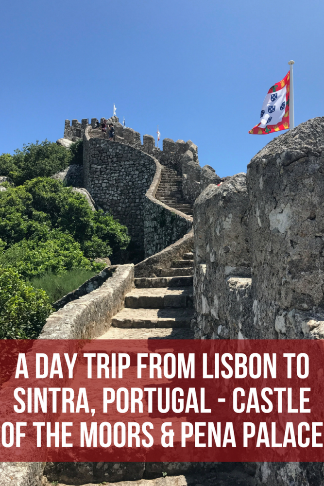 a day trip from lisbon to sintra portugal castle of the moors pena national palace 667x1000 - A day trip from Lisbon to Sintra, Portugal - Castle of the Moors & Pena National Palace