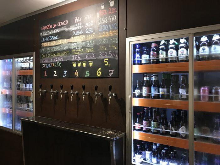 armazem da cerveja porto 700x525 - The best craft beer in Porto, Portugal