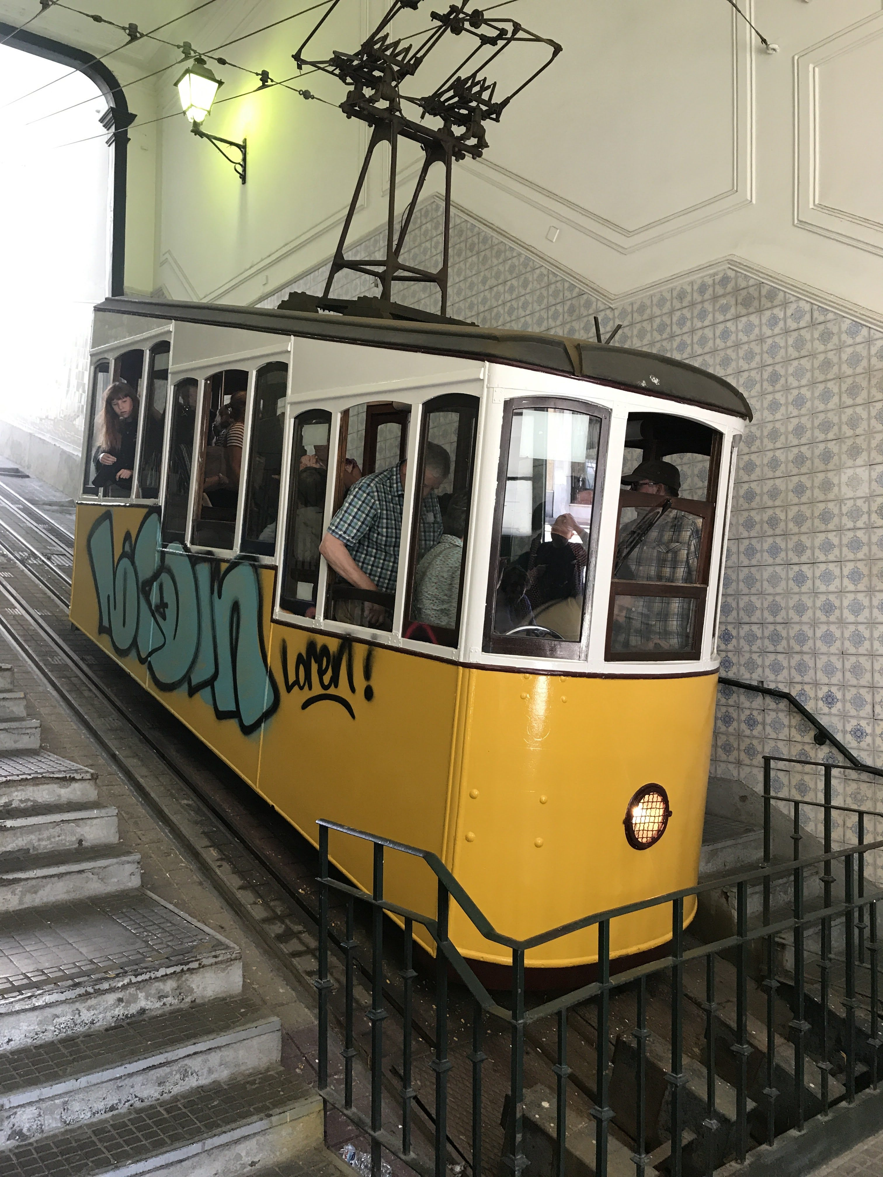 The guide to Lisbon's funiculars & elevators