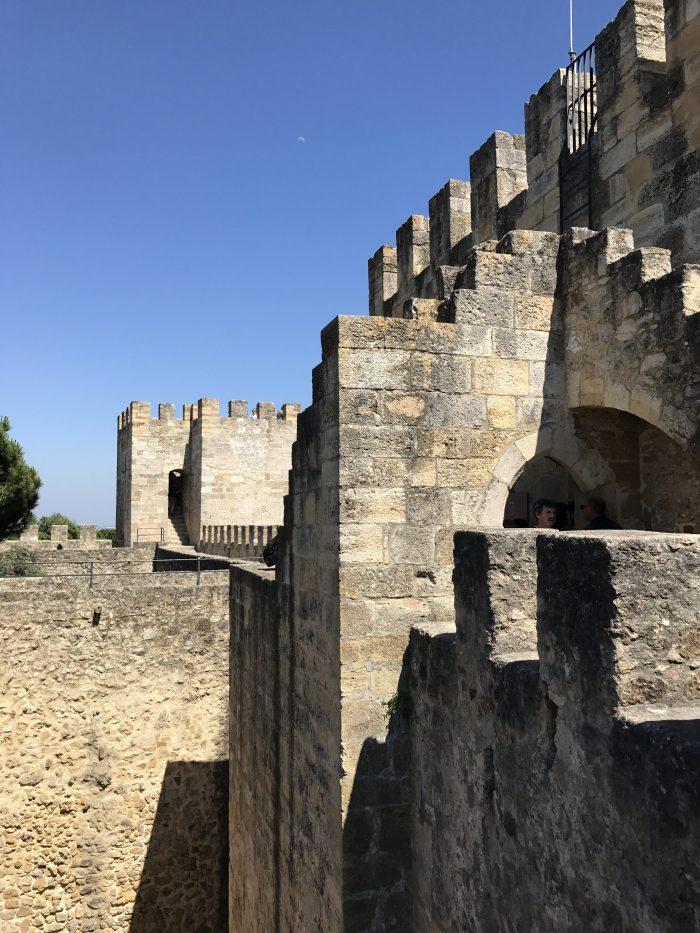 castelo sao jorge camera obscura 700x933 - A visit to Sao Jorge Castle & Alfama in Lisbon, Portugal