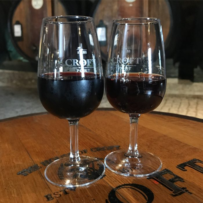 croft port tasting porto 700x700 - The guide to port tasting in Porto, Portugal