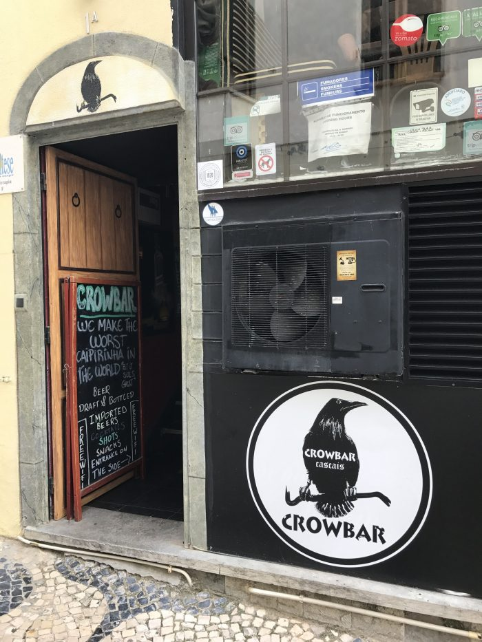 crowbar cascais 700x933 - The best craft beer in Cascais, Portugal
