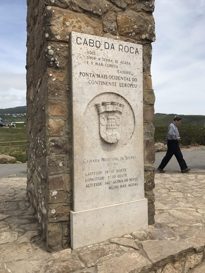 day trip to sintra cascais natural park cabo da roca monument 700x933 - A day trip from Lisbon to Sintra, Portugal - Sintra-Cascais Natural Park & Cabo da Roca