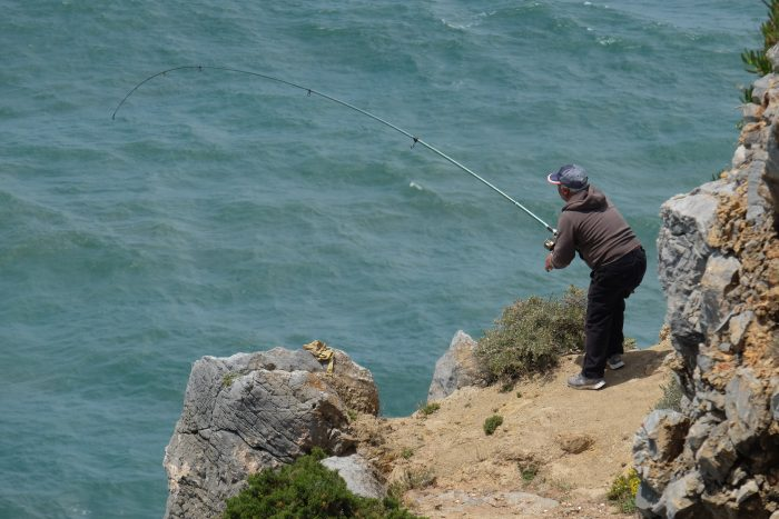 day trip to sintra cascais natural park fishing 700x467 - A day trip from Lisbon to Sintra, Portugal - Sintra-Cascais Natural Park & Cabo da Roca