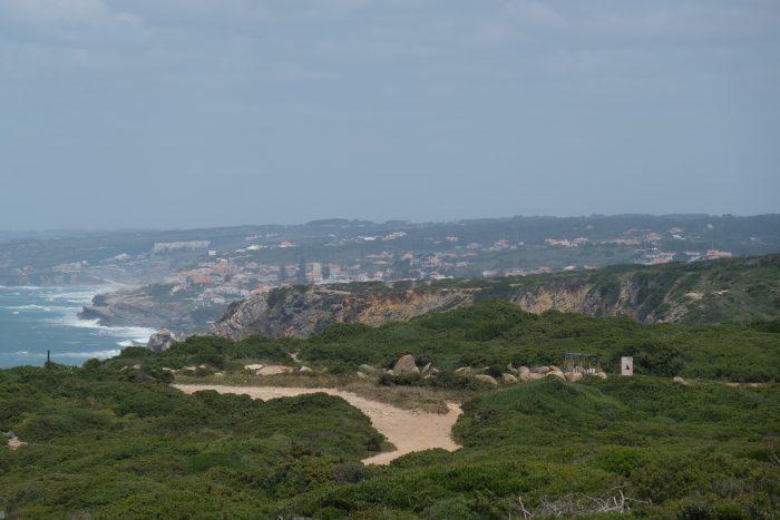 day trip to sintra cascais natural park miradouro praia do carneiro praia da adraga 700x467 - A day trip from Lisbon to Sintra, Portugal - Sintra-Cascais Natural Park & Cabo da Roca