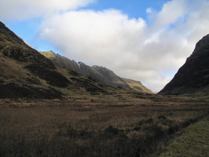 glencoe scotland 700x525 - On music, travel, Frightened Rabbit, & Scott Hutchison