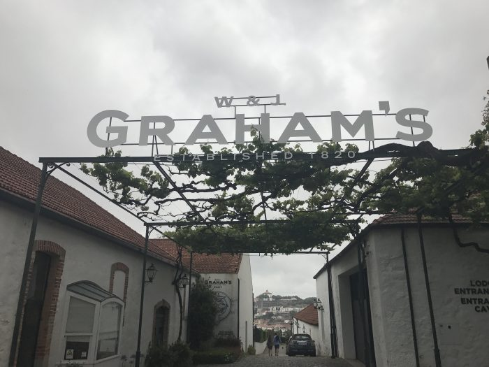 grahams port lodge port tasting porto 700x525 - The guide to port tasting in Porto, Portugal