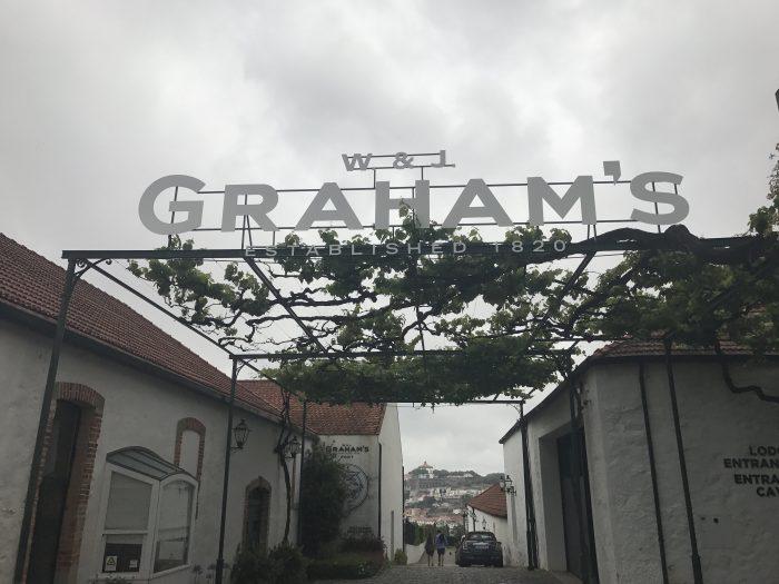 grahams port lodge port tasting porto 700x525 - The guide to port tasting in Porto, Portugal