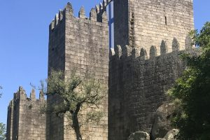 guimaraes castle 300x200 - A day trip from Porto to Guimarães, Portugal