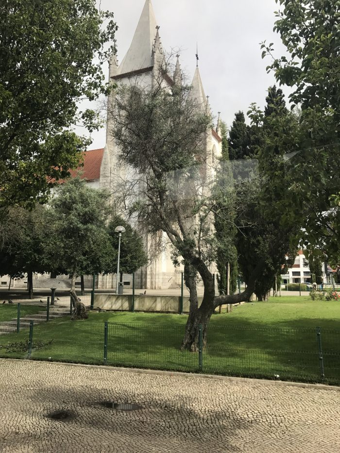 igreja de santo condestavel lisbon 700x933 - The guide to Lisbon's trams including Tram 28