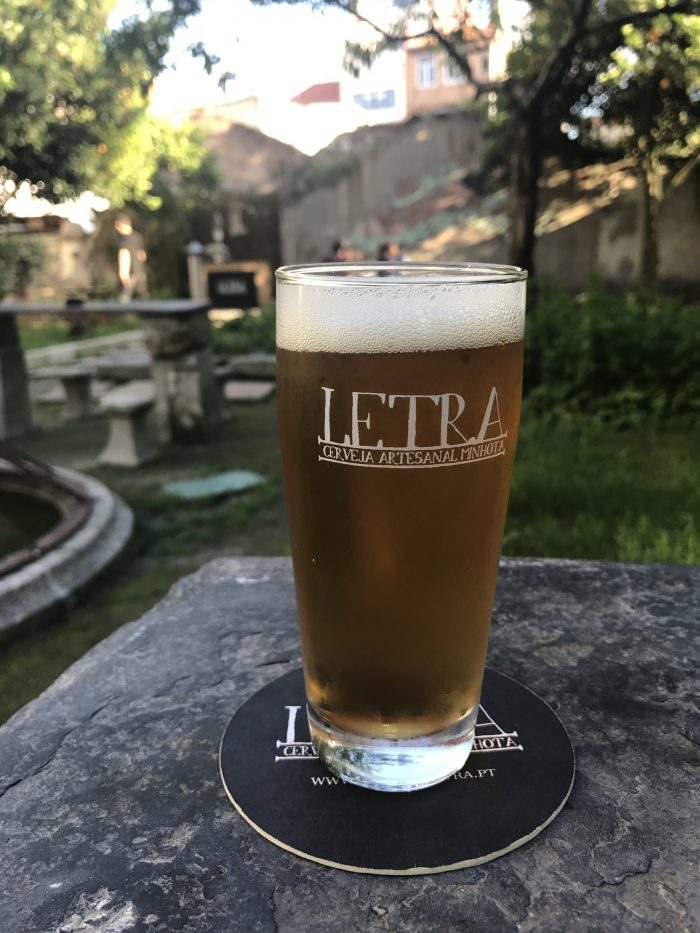 letra craft beer porto 700x933 - The best craft beer in Porto, Portugal