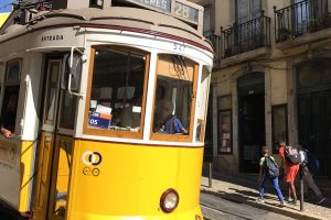 lisbon tram 28 300x200 - The guide to Lisbon's trams including Tram 28
