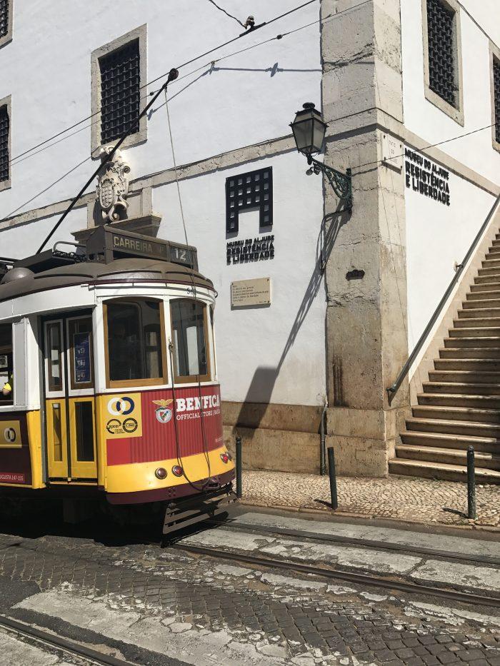 museu do aljube alfama 700x933 - A visit to Sao Jorge Castle & Alfama in Lisbon, Portugal