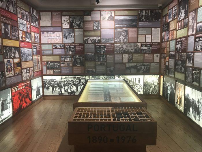 museu do aljube museum of resistance liberty 700x525 - A visit to Sao Jorge Castle & Alfama in Lisbon, Portugal