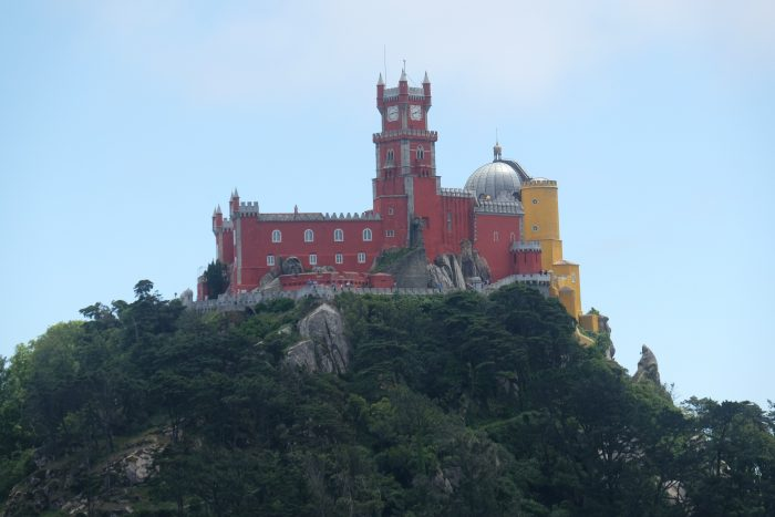 pena palace 700x467 - A day trip from Lisbon to Sintra, Portugal - Castle of the Moors & Pena National Palace