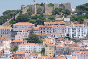 sao jorge castle 300x200 - Travel Contests: July 31, 2019 - Portugal, Paris, Nashville, & more
