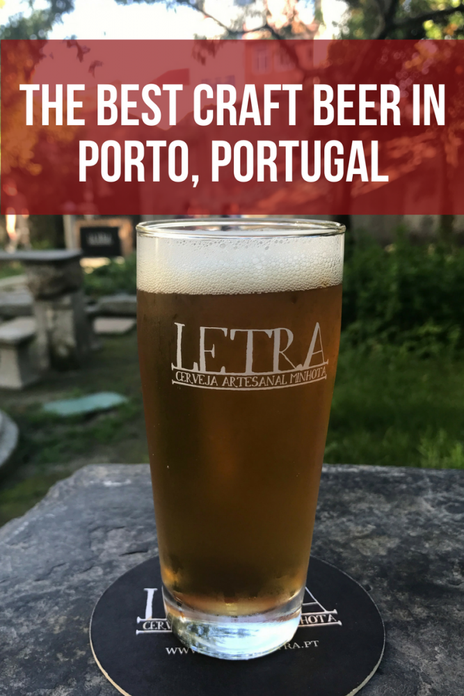 the best craft beer in porto portugal 667x1000 - The best craft beer in Porto, Portugal