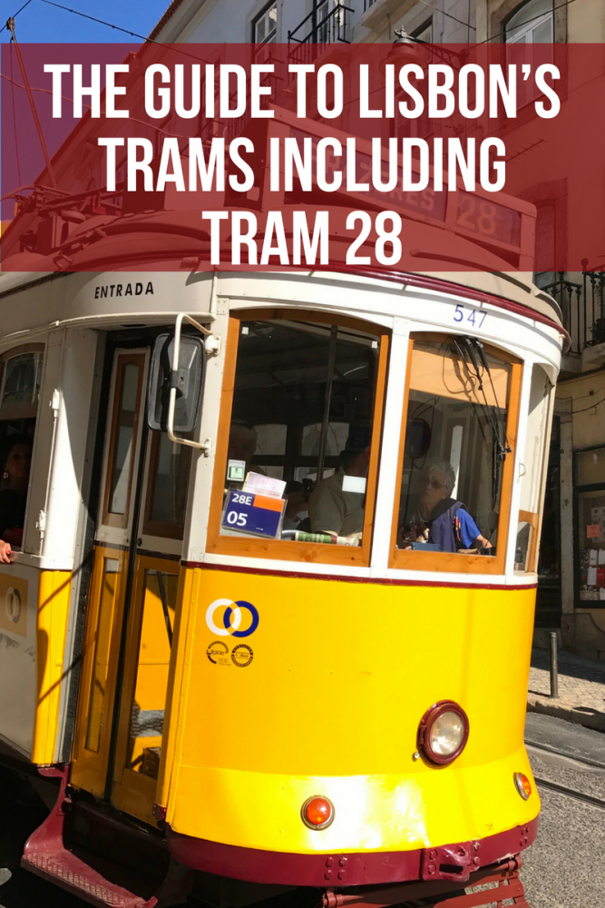 the guide to lisbons trams including tram 28 667x1000 - The guide to Lisbon's trams including Tram 28