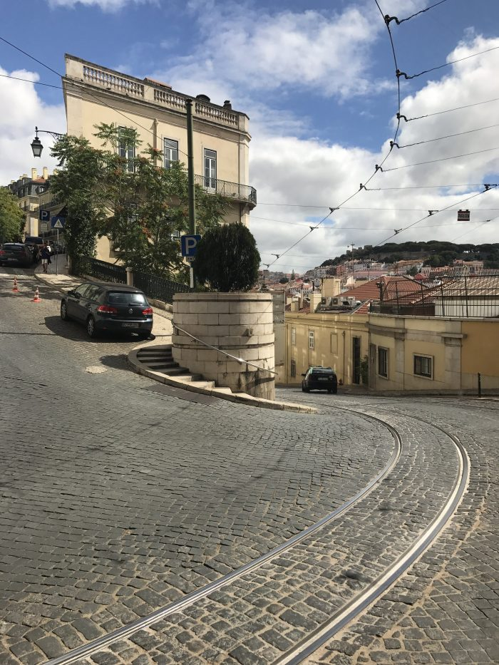 tram routes in lisbon 700x933 - The guide to Lisbon's trams including Tram 28