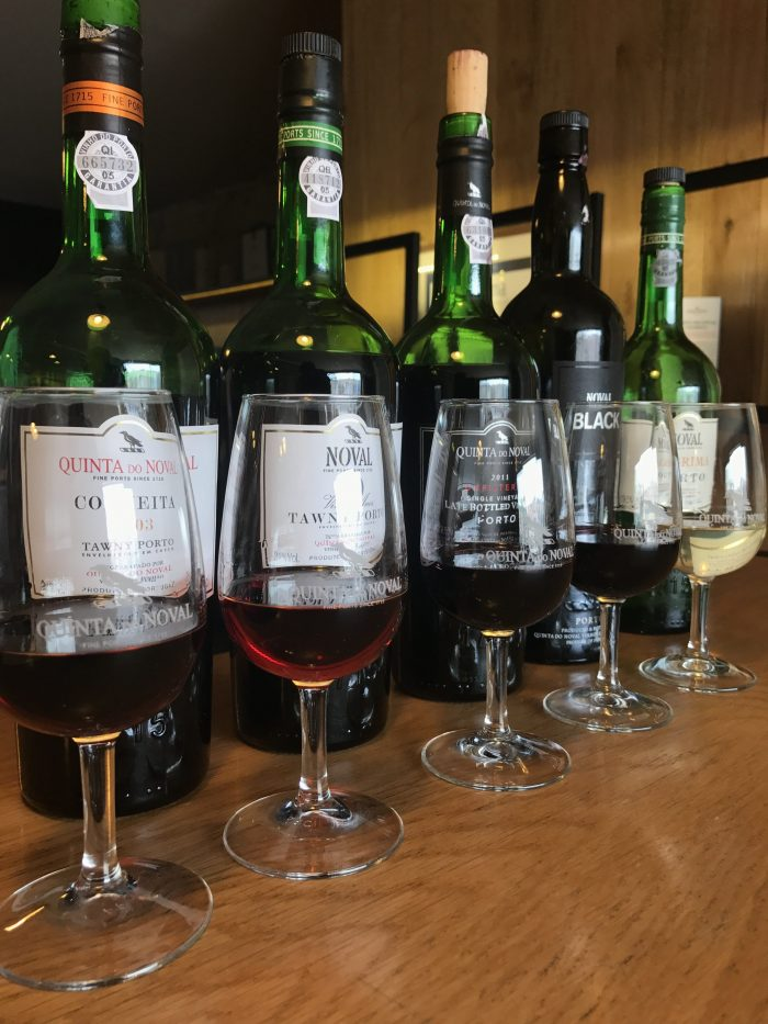 vinhos quinta do noval port tasting porto 700x933 - The guide to port tasting in Porto, Portugal