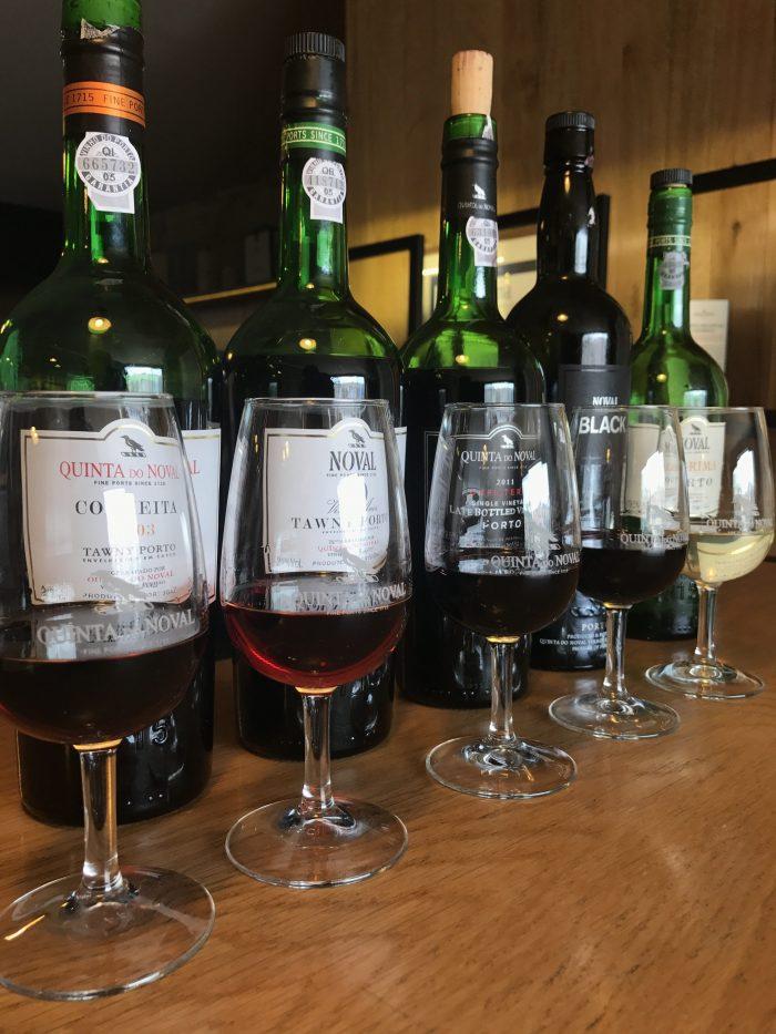 vinhos quinta do noval port tasting porto 700x933 - The guide to port tasting in Porto, Portugal