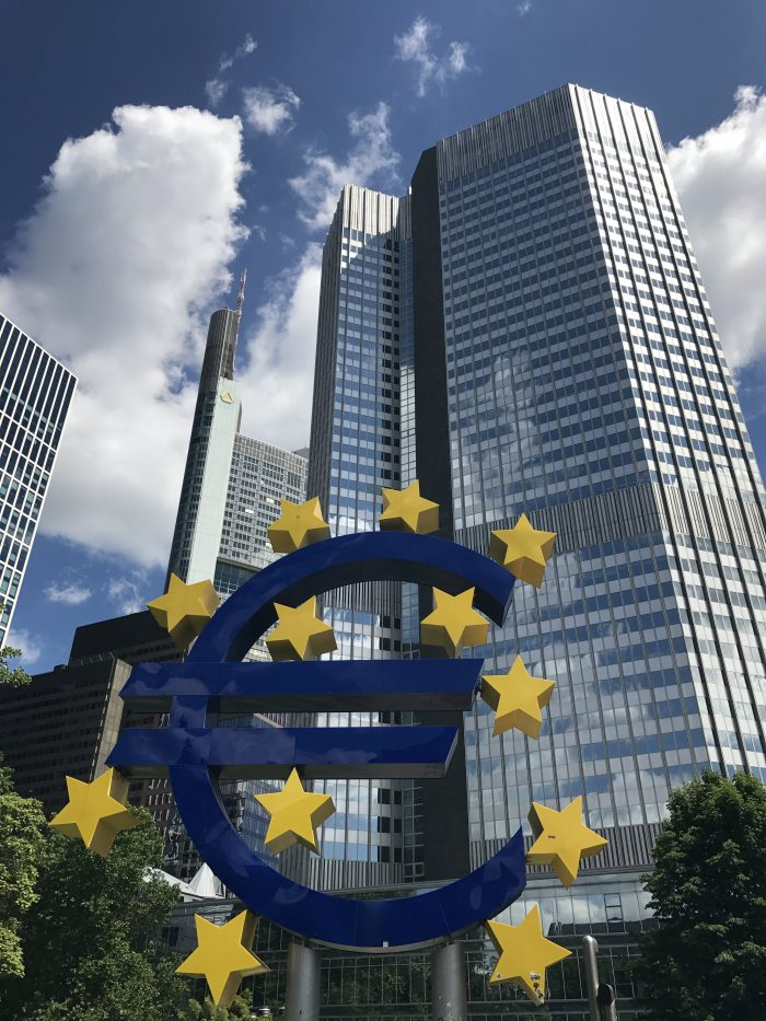 24 hour layover in frankfurt euro financial headquarters 700x933 - The guide to a 24 hour layover in Frankfurt, Germany
