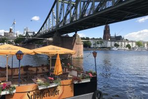 24 hour layover in frankfurt main river skyline and beer garden 300x200 - The guide to a 24 hour layover in Frankfurt, Germany