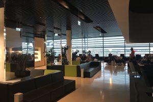 ana lounge lisbon 300x200 - ANA Lounge Lisbon Airport LIS review
