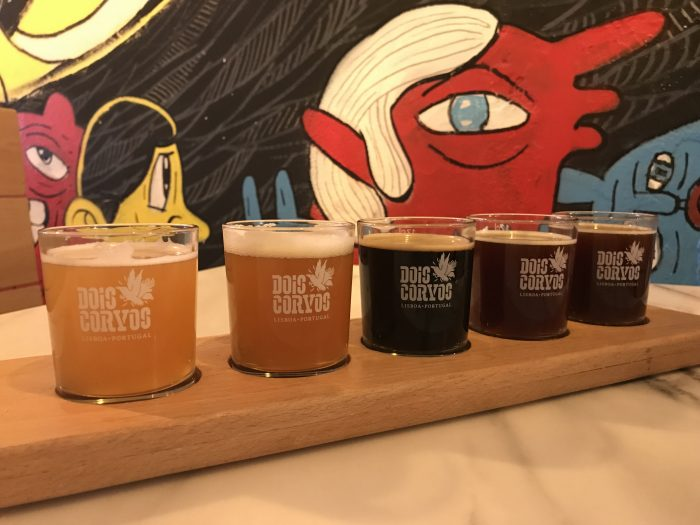 dois corvos brewery beer in lisbon 700x525 - The best craft beer in Lisbon, Portugal