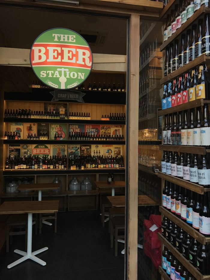 the beer station lisbon 700x933 - The best craft beer in Lisbon, Portugal
