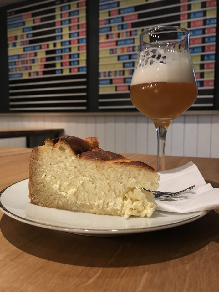 wir komplizen beer and cake frankfurt 700x933 - The best craft beer in Frankfurt, Germany