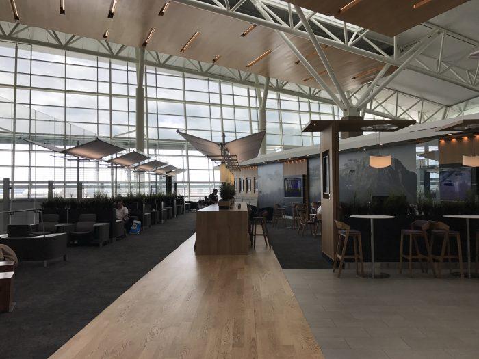 aspire lounge transborder departures calgary airport yyc 700x525 - Aspire Lounge Transborder Departures Calgary Airport YYC review