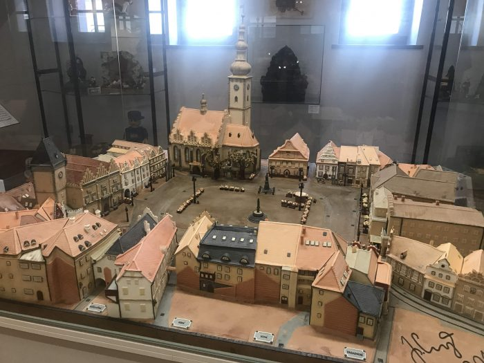 day trip prague tabor museum of chocolate town model 700x525 - A day trip from Prague to Tabor, Czech Republic