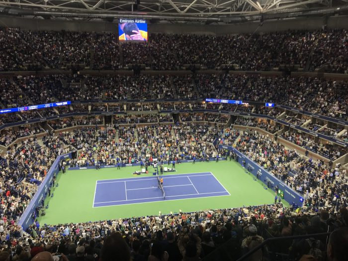 2018 us open final novak djokovic champion 700x525 - I won a travel contest & attended the U.S. Open Final