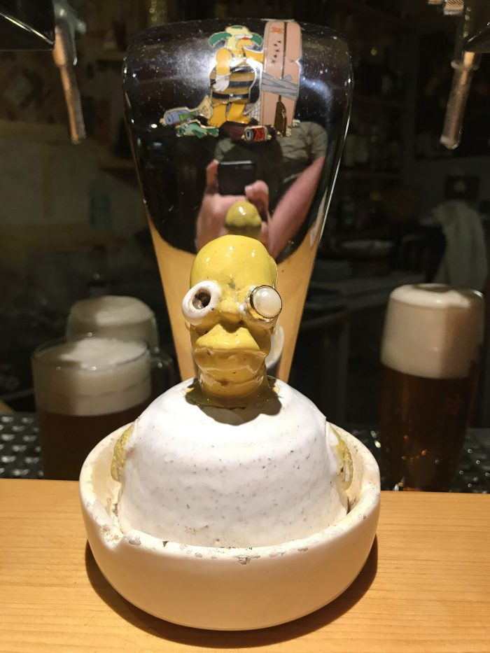craft beer ostrava hobit bar simpsons 700x933 - The best craft beer in Ostrava, Czech Republic
