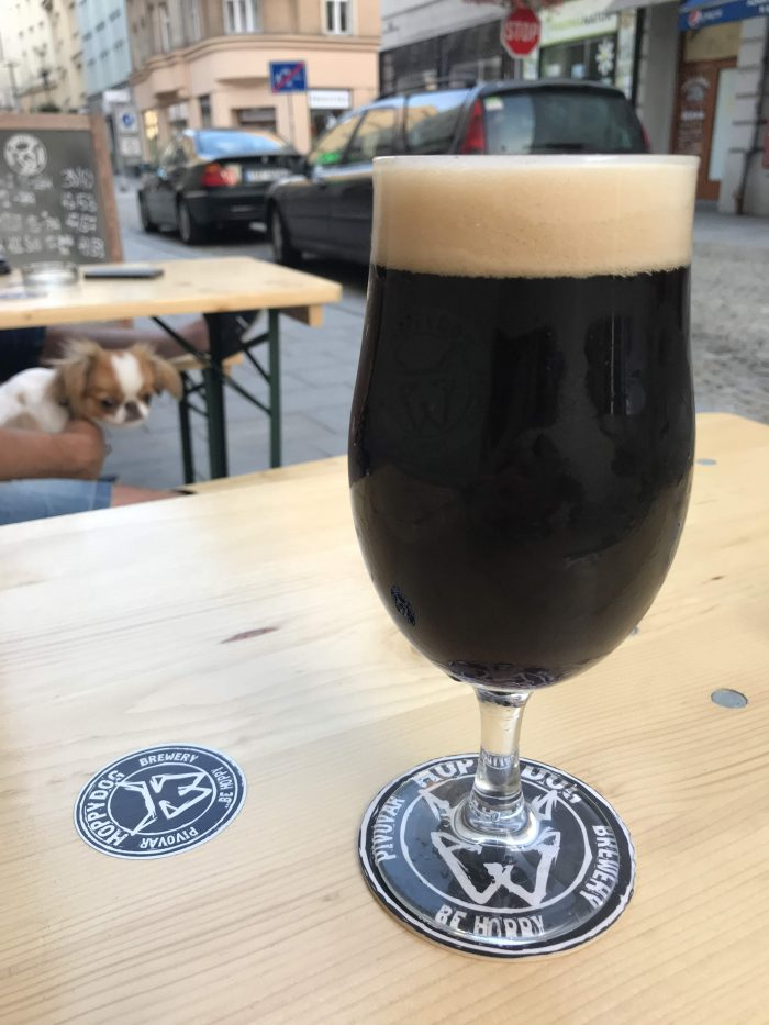 craft beer ostrava hoppydog 700x933 - The best craft beer in Ostrava, Czech Republic