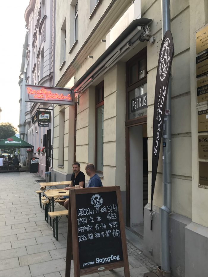 craft beer ostrava psi kusy 700x933 - The best craft beer in Ostrava, Czech Republic