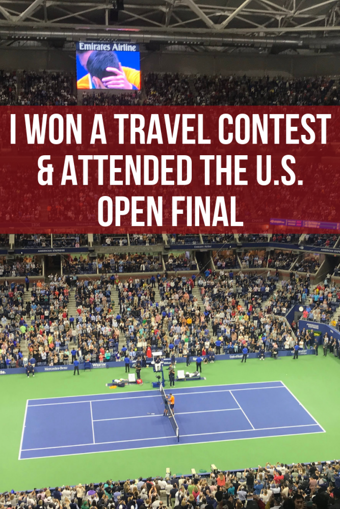 i won a travel contest attended the u.s. open final 667x1000 - I won a travel contest & attended the U.S. Open Final