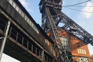 michal mine ostrava 300x200 - Exploring the mining history of Ostrava, Czech Republic