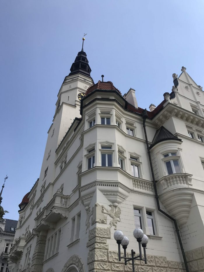 day trip to opava city hall 700x933 - A day trip from Ostrava to Opava, Czech Republic