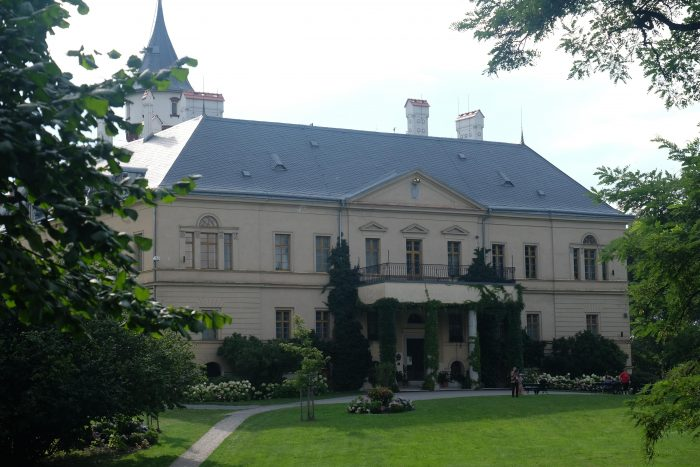 day trip to opava radun chateau 700x467 - A day trip from Ostrava to Opava, Czech Republic